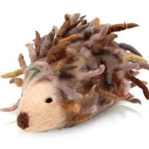 Needle Felting Big Hedgehog Kit-0