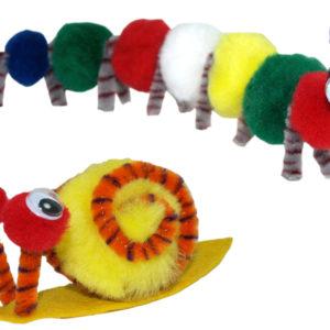 Mister Maker - Pom Pom Animals-0