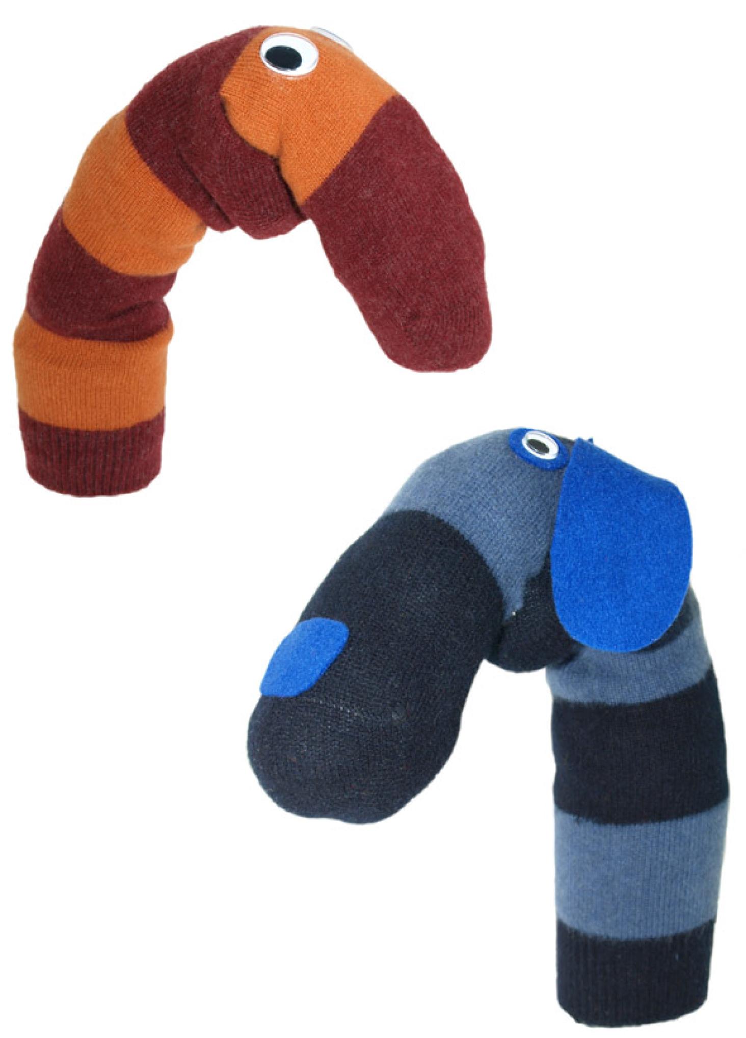 Mister Maker - Sock Puppets-0