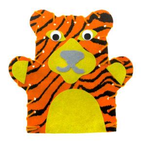 Mister Maker Mini Makes - Stripes the Tiger-0