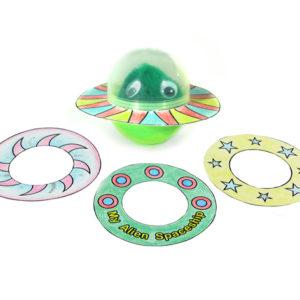 Mister Maker Mini Makes - Spaceship Spinners-0