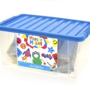 Mister Maker - Cool Craft Box (Blue)-0