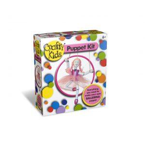 Ballerina Puppet Kit-0