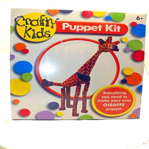 Giraffe Puppet Kit-0