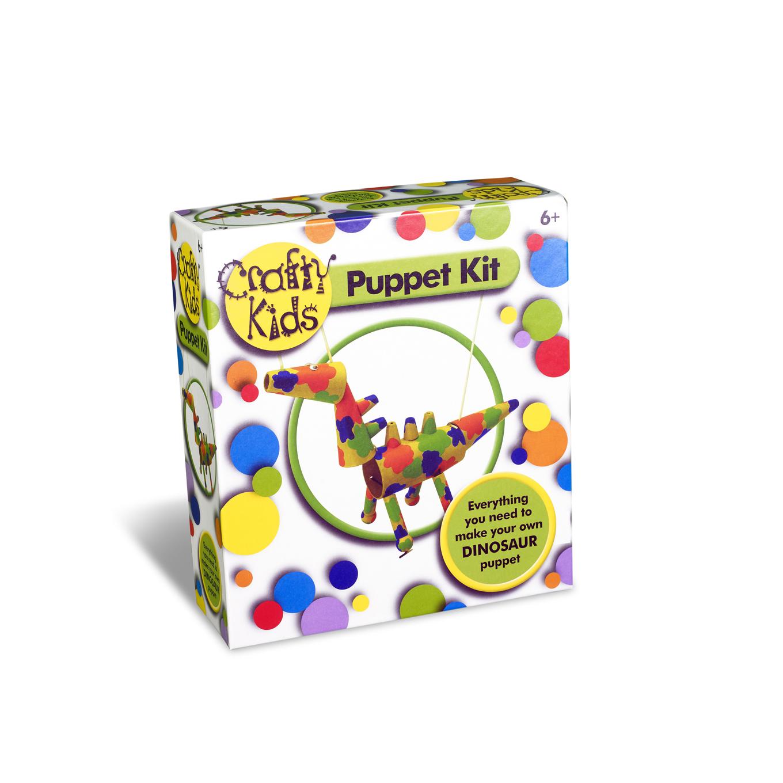 Dinosaur Puppet Kit-0