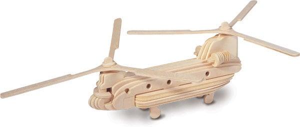 Woodcraft Construction Kit - Chinook-0