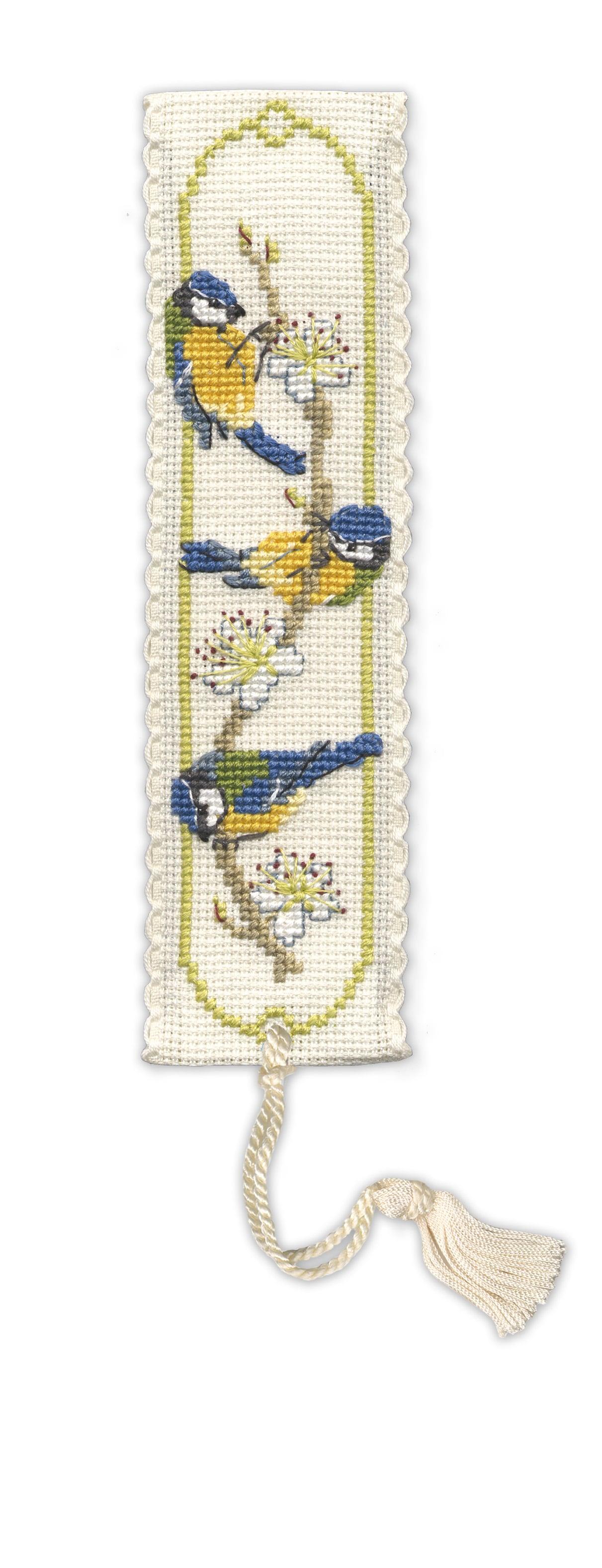 Cross Stitch Bookmark Kits