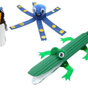 Children's Papercraft Kits